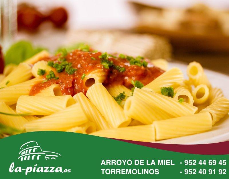 La Piazza On Twitter Disfruta De La Pasta Con Nosotros Cuál