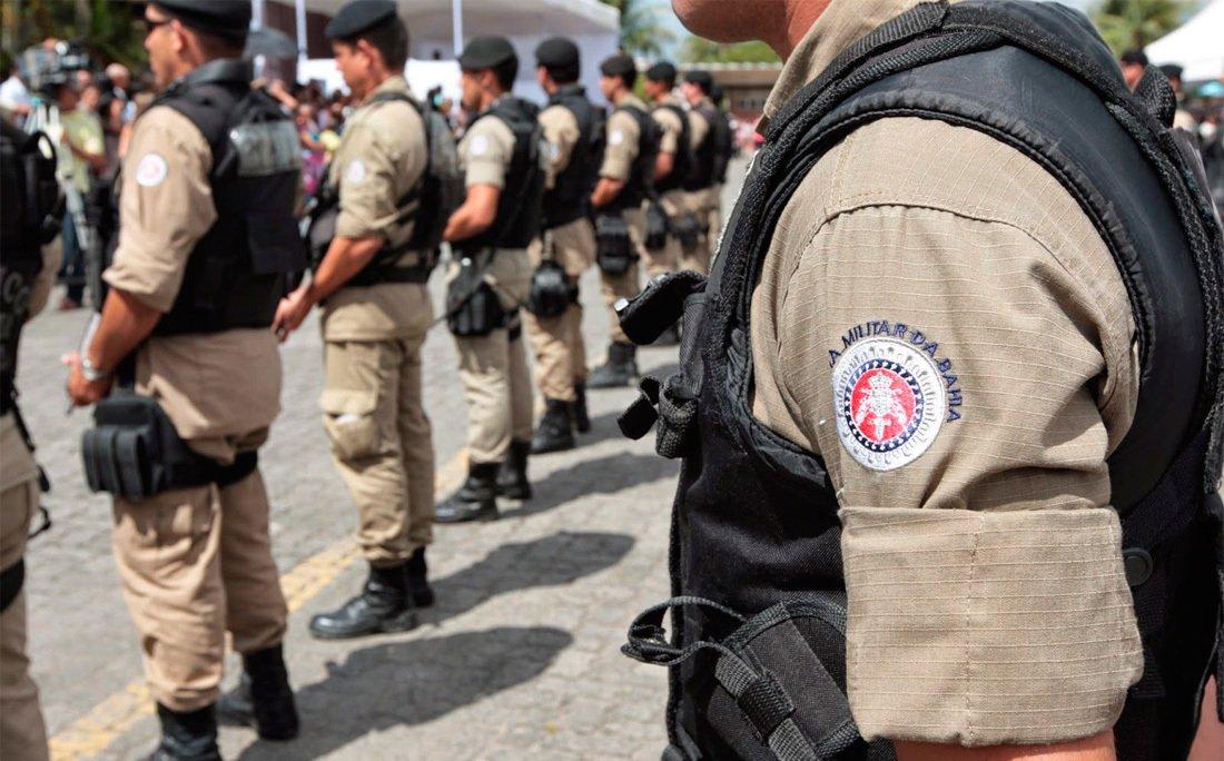 Resultado de imagem para Policiais baianos estão entre os que mais matam no Brasil