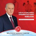 DevletBahçeli Samsunda Twitter Photo