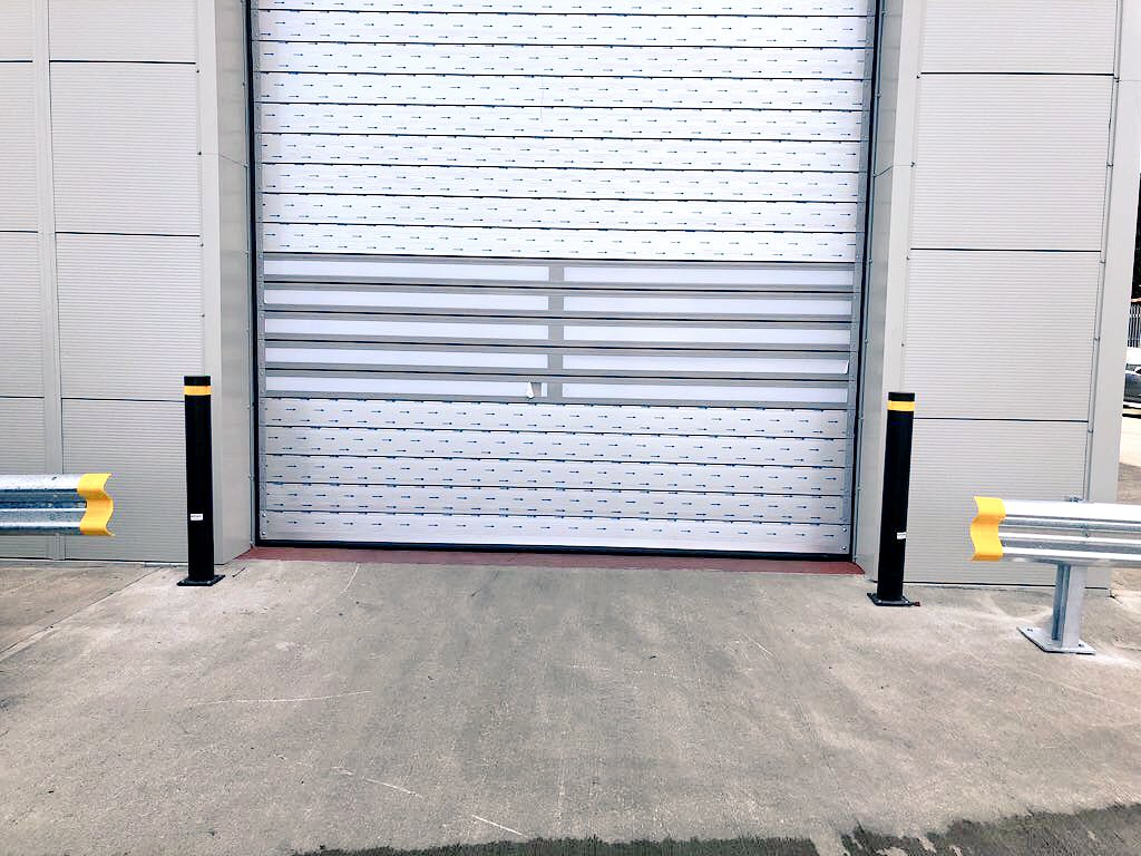 Emtek are helping to protect factory doors