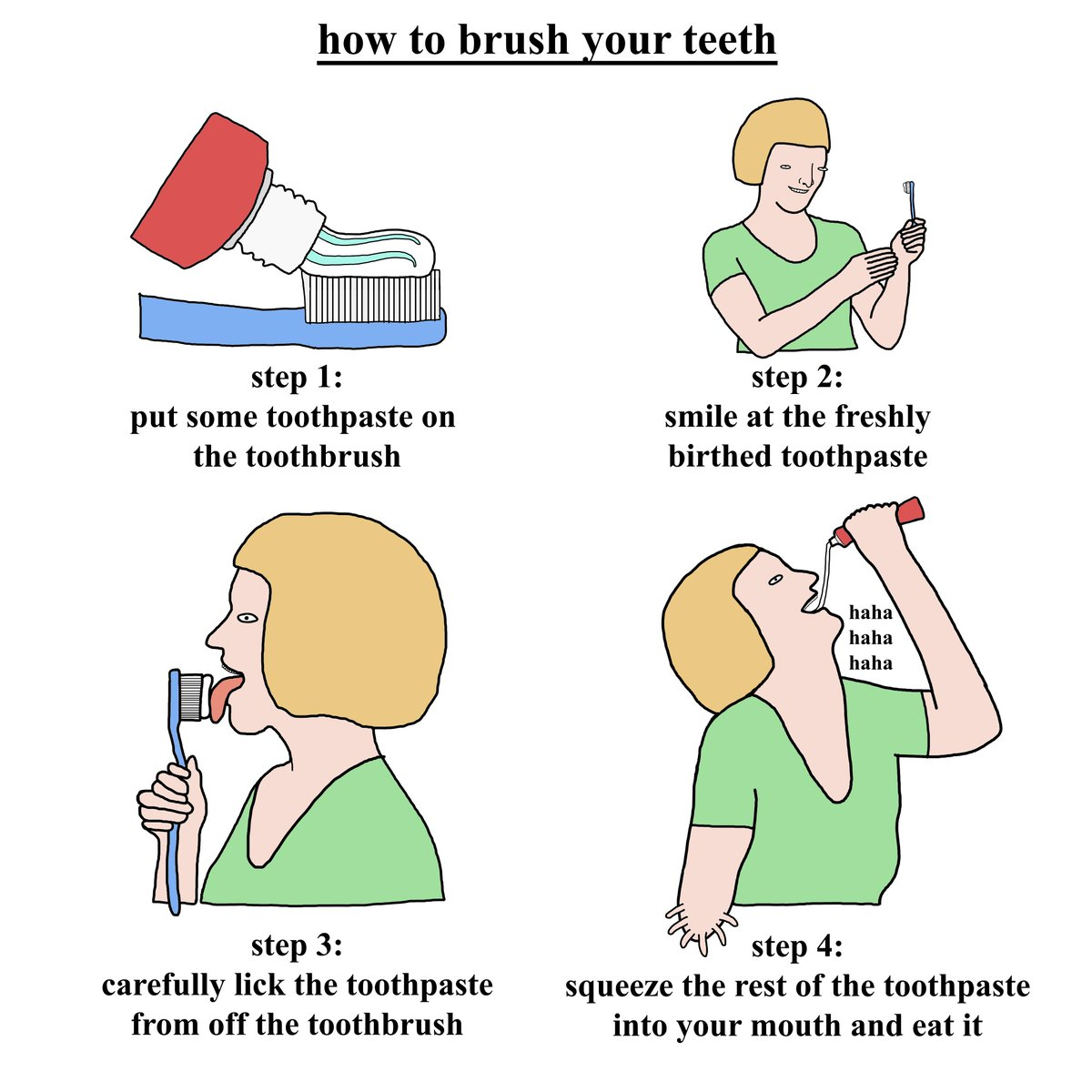 how to brush your teeth Moreover, brush your teeth soon after consuming one of these foods or beverages to limit their effects on the color of your teeth additionally, avoid smoking and chewing tobacco, both of which.