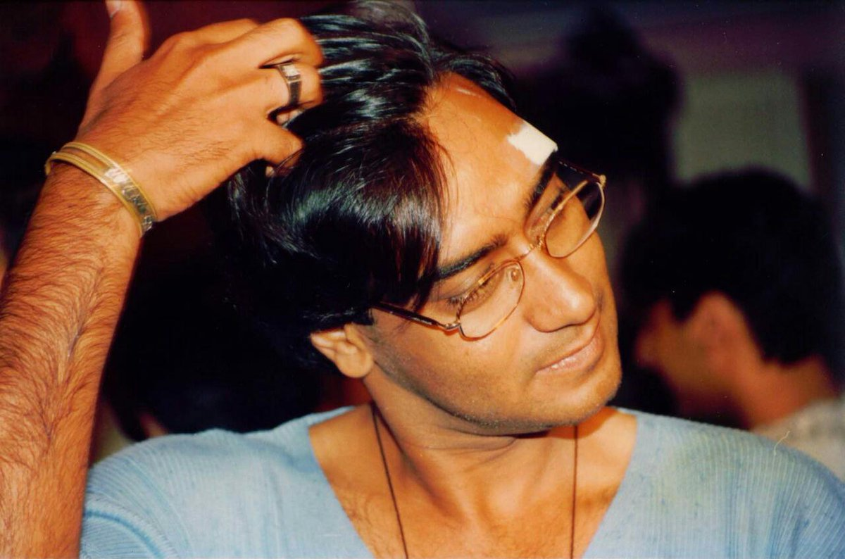 Image result for ajay devgan old pic