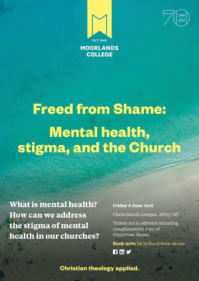 Moorlands College On Twitter Our Mental Health Stigma And The