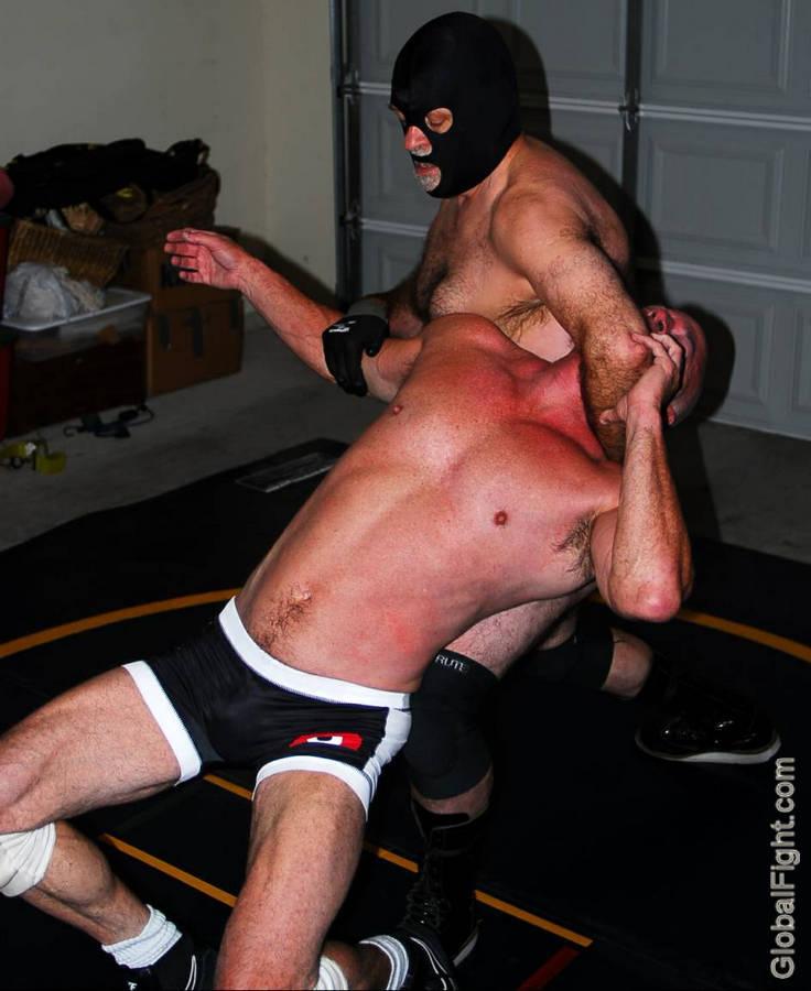 Toronto wrestling club gay