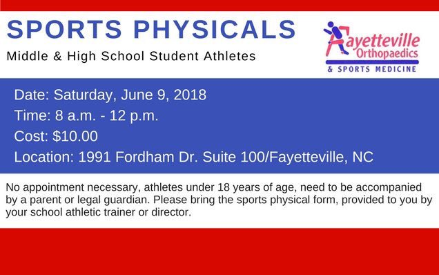 """sports physical form nc  Earl Vaughan Jr. on Twitter: """"High school athletes, avoid ..."""