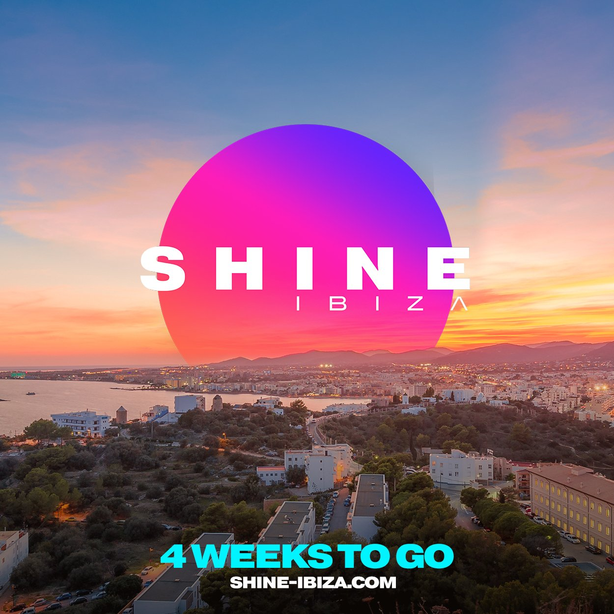 4 weeks till the @SHINE_Ibiza season starts - our home for trance in Ibiza! https://t.co/WYpaIdDcfJ https://t.co/m2EL8C1UHA
