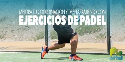 Ejercicios En Circuito Y Coordinacion : Practicas padel algunos ejercicios recomendables para mejorar la