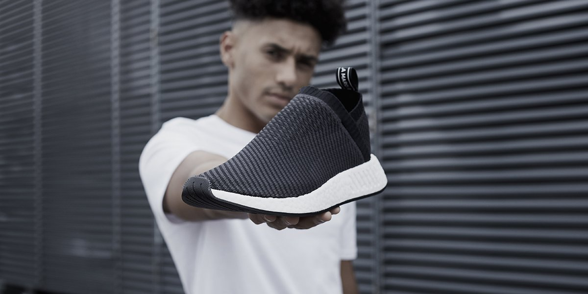 sock it to em slip into serious comfort with the nmd cs2 with boost sole to b65af828e