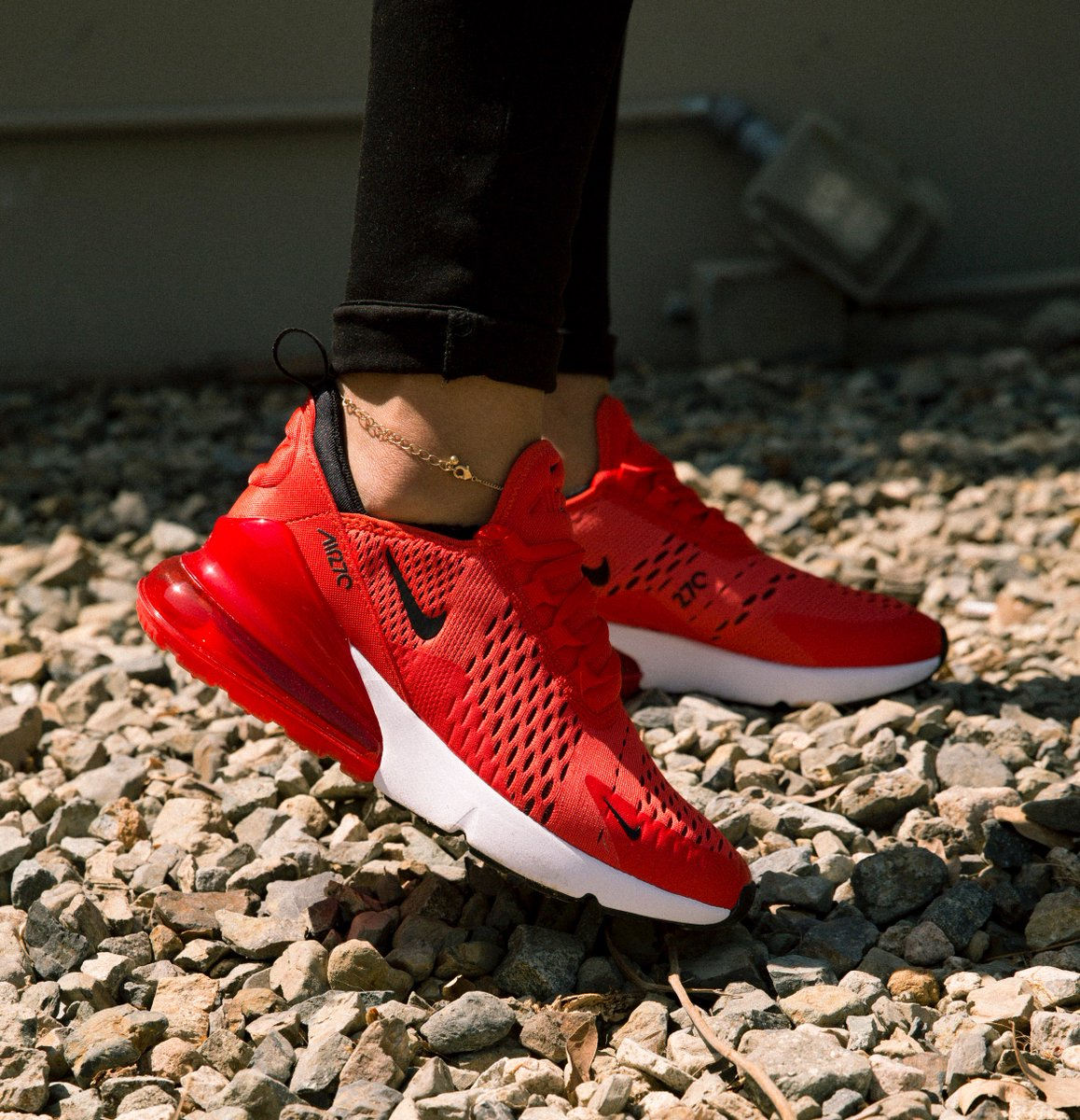 Pick up the Nike Air Max 270 Habanero Red on Shiekh with free shipping. -  MENS  http   bit.ly 2JhrPU1 GS  http   bit.ly 2xNsTto PS   http   bit.ly 2kTgQkX ... e829c6e4c