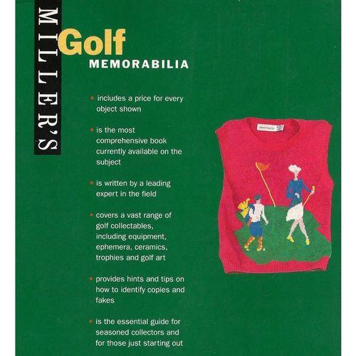 Millers Golf Memorabilia