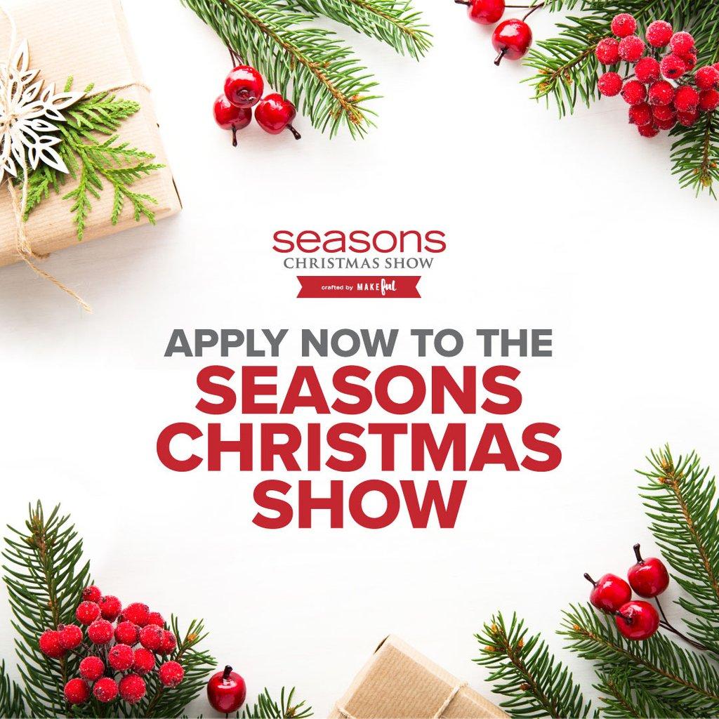 Seasons Christmas Show on Twitter: \