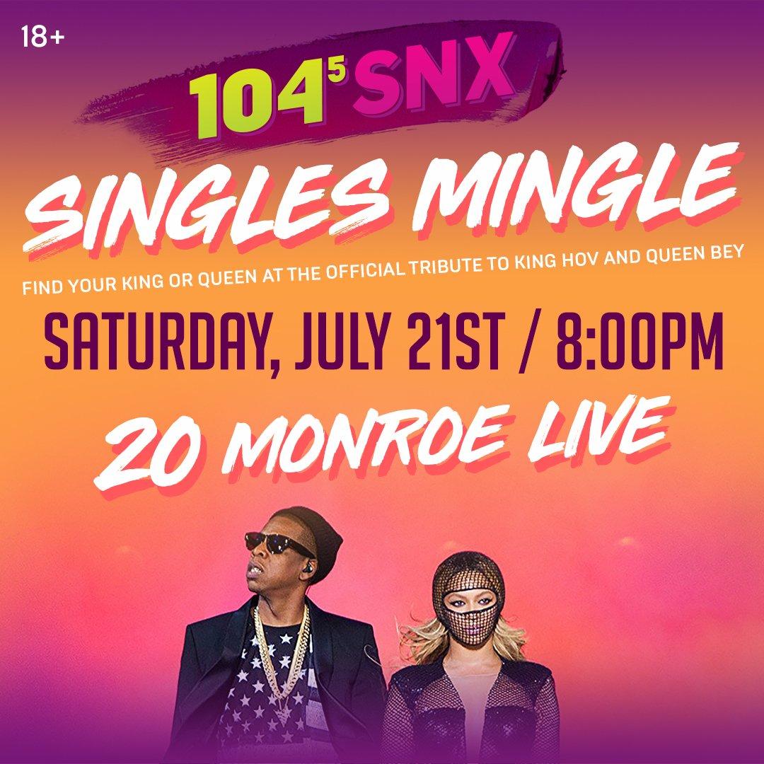 Mingle with singles monroe la
