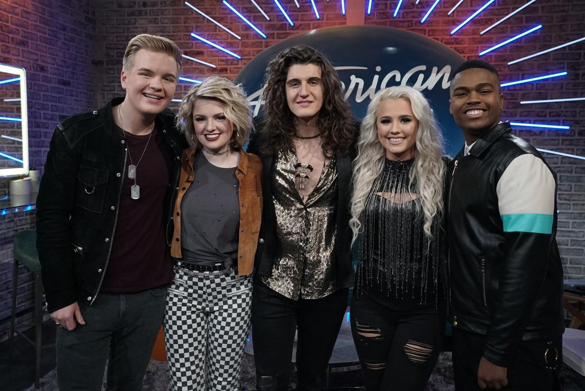 Abc network on twitter were excited to have our americanidol top for different qas and meet greets with maddie gabby cade caleb and michael starting today at 12pm ct see you therepicitterlo1jb4pfhm m4hsunfo