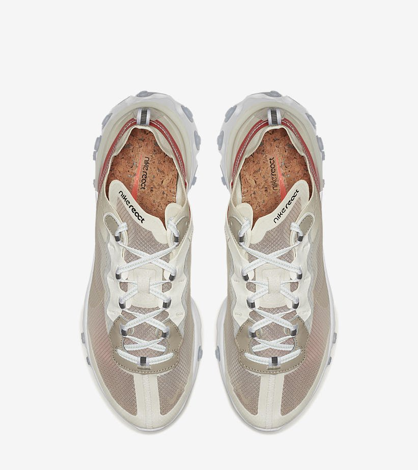 Official Images of Nike React Element 87  Sail Light Bone  releasing on  June 14thpic.twitter.com E7iFBy0DY2 9b4e98081