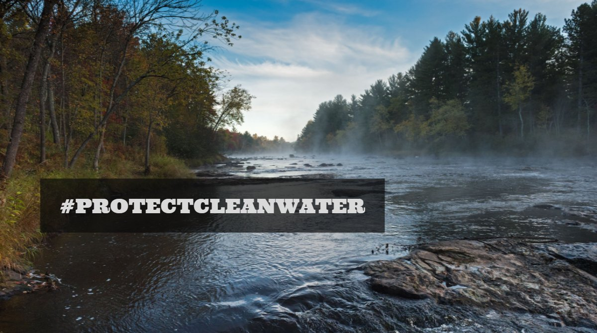 The outdoor recreation industry is huge -- $373 billion annually -- and it relies on clean water. But the #DirtyWaterRider in Congress puts that economic activity and jobs will be at risk. <br>http://pic.twitter.com/yZWhKF1EWZ