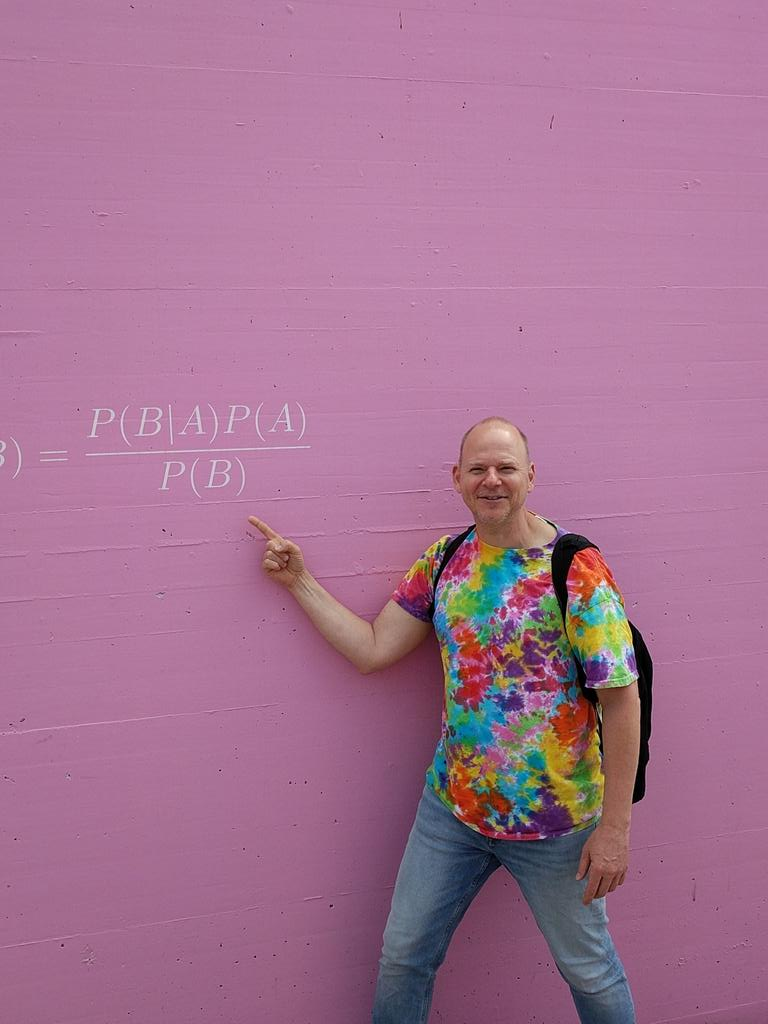 Erik Meijer and the Bayes theorem