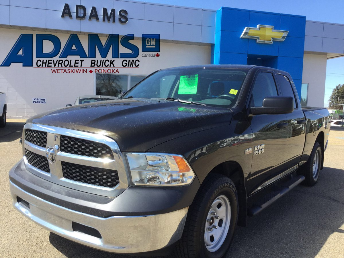 "Adams Chevrolet on Twitter: ""#Hemi V8 power, 2 sets of tires, and ONLY 113,153kms for UNDER $20,000 plus GST - 2014 trucks don't don't come around this ..."