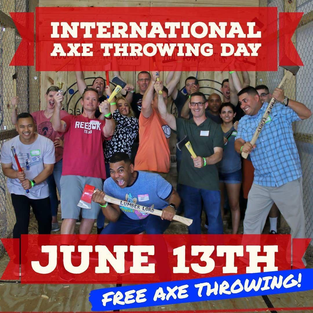 Houston Axe Throwing on Twitter: