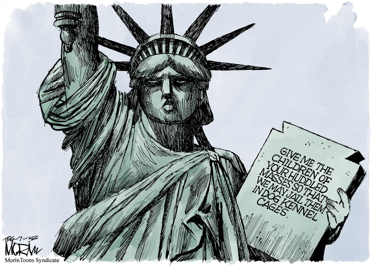 """Image result for """"Give me the children of your huddled masses..."""""""