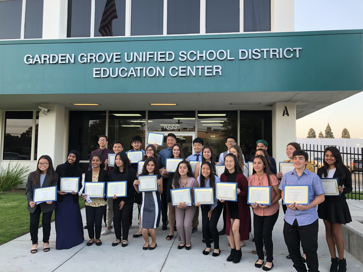 Ggusd On Twitter The Highlight Of This Wk S Board Of Education Mtg