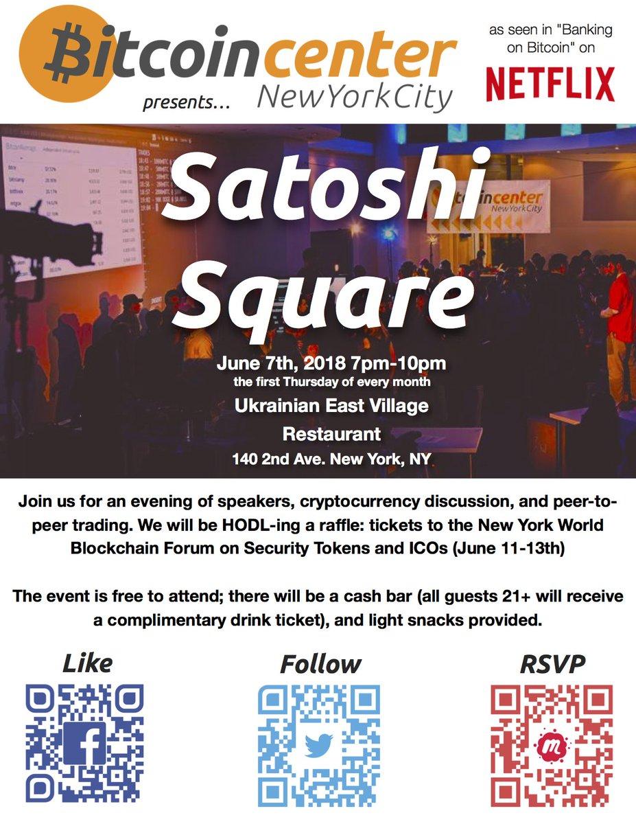 Bitcoin centras nyc paleidžia paleidimo inkubatorių