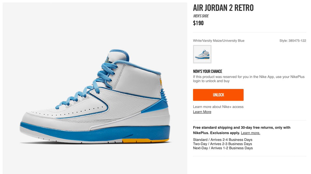 042498f0a86 ... ireland login to nike to check for early access on the melo jordan 2  retro link