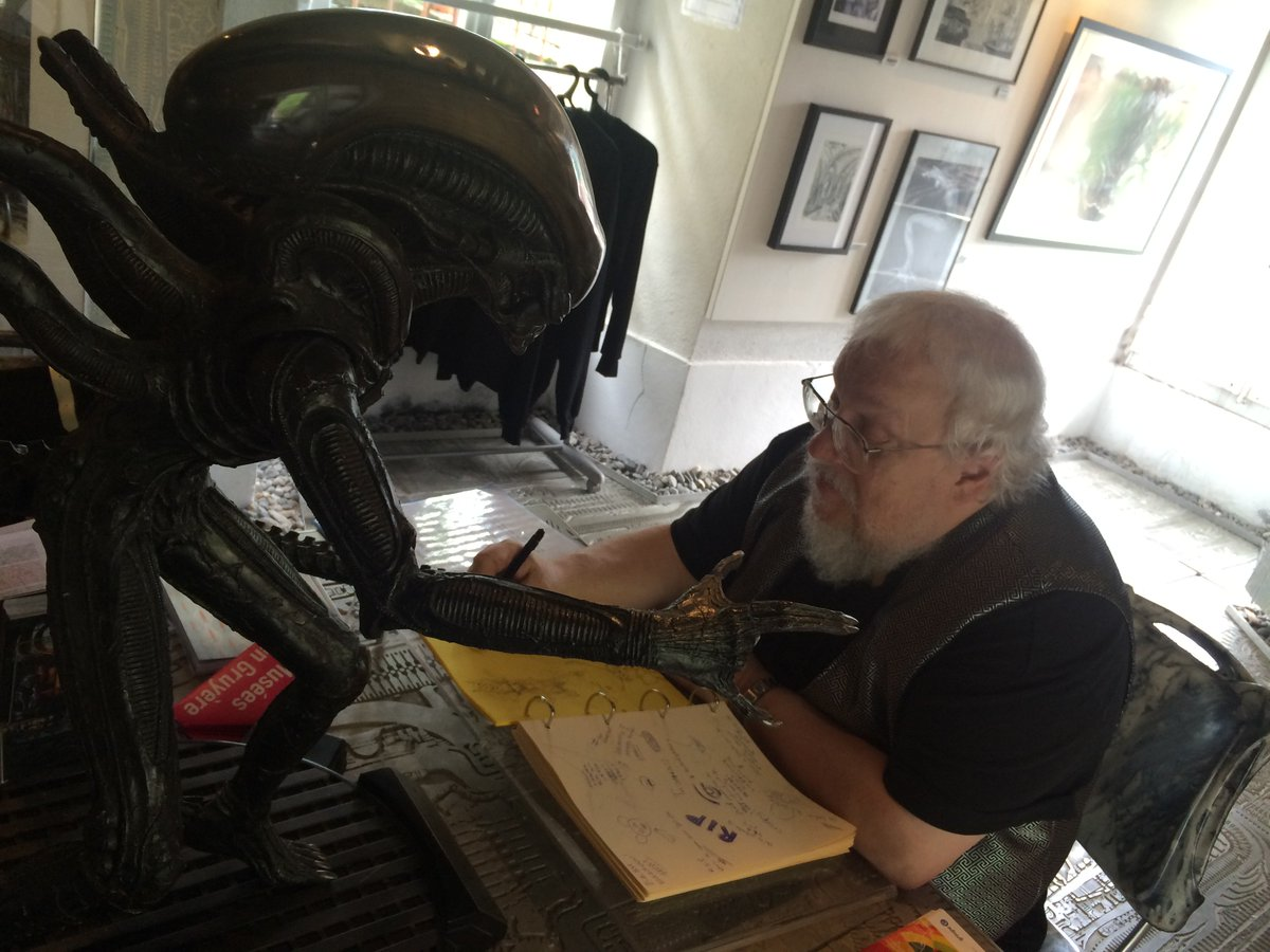 #TBT at the H.R. Giger Museum in Switzerland 2014