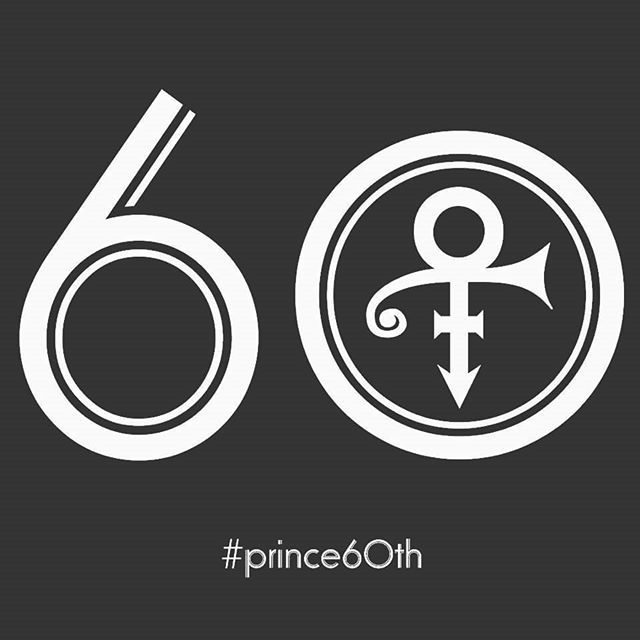 Happy 60th birthday Prince