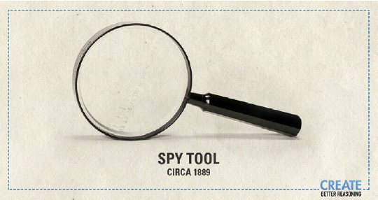 Today's analysts need tools that don't just help them see more, but also understand more. Sign up for the CREATE study, and help the U.S. intelligence community create better reasoning: bit.ly/2w1Vbj4 #Crowdsourcing #StructuredThinking #FedCitSci