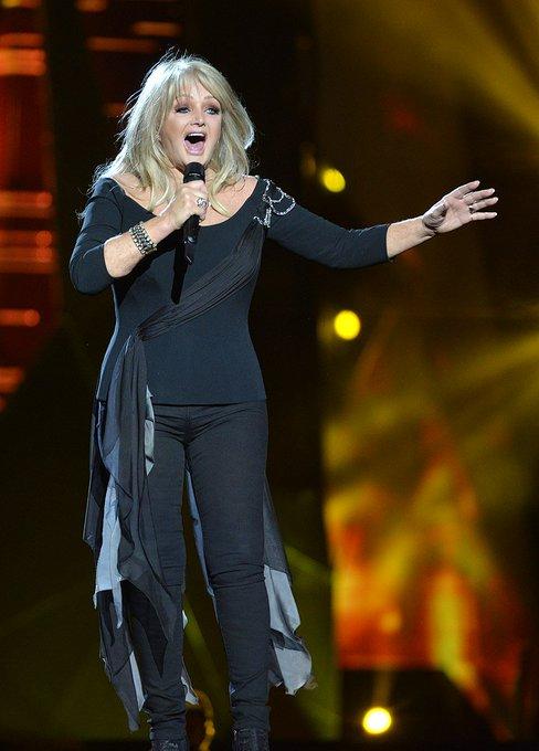 Happy Birthday Bonnie Tyler who celebrates turning 67 today!
