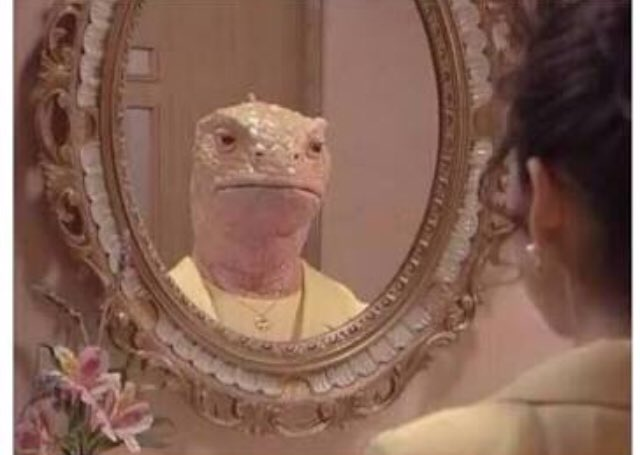 Kali Uchis: so if you need a hero just look in the mirror Me: