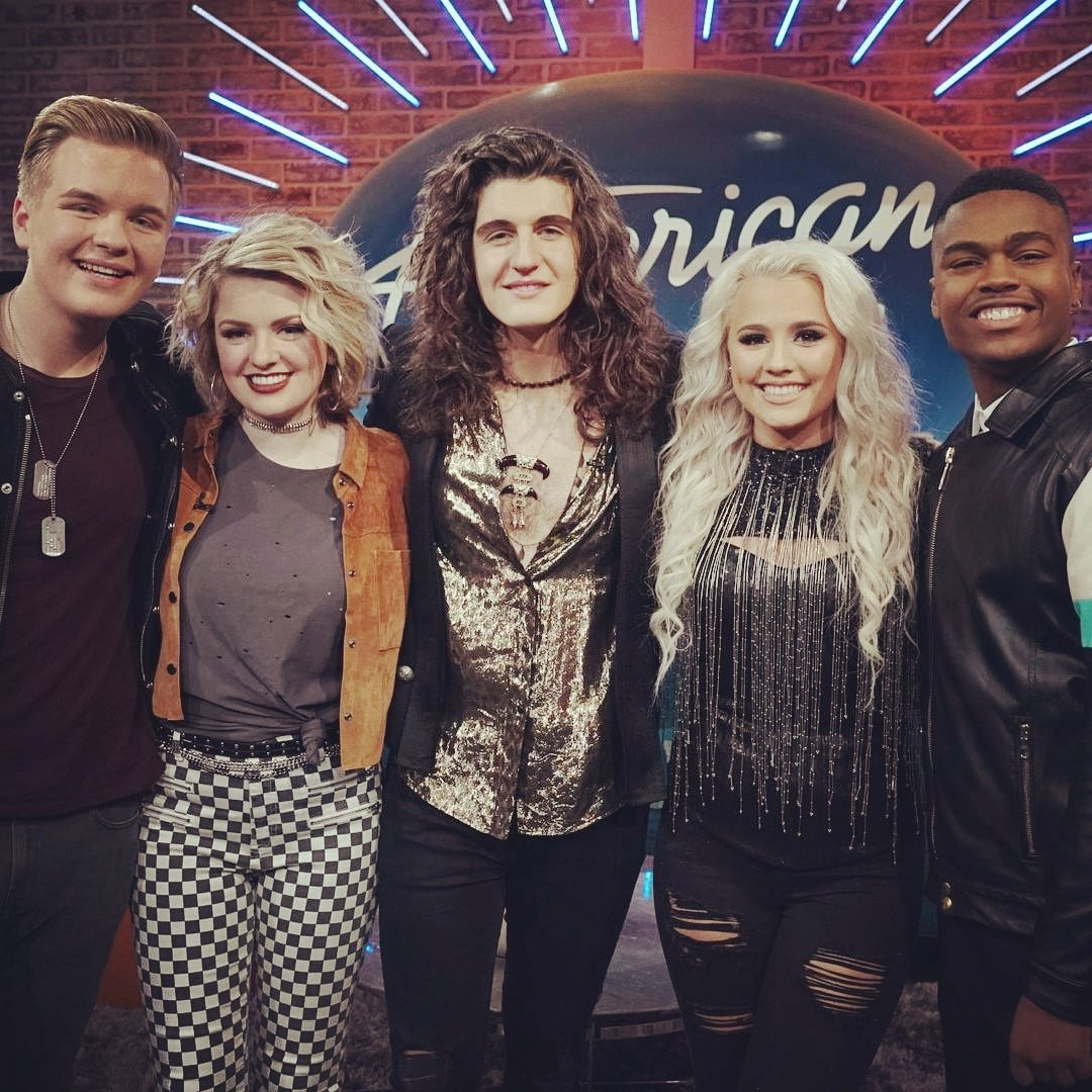 American idol on twitter were excited to have our top 5 in come on out to a americanidol cmafest experience on 4th broadway for a qa and meet greets with them starting at 12pm ctpicitteroremceh01i m4hsunfo