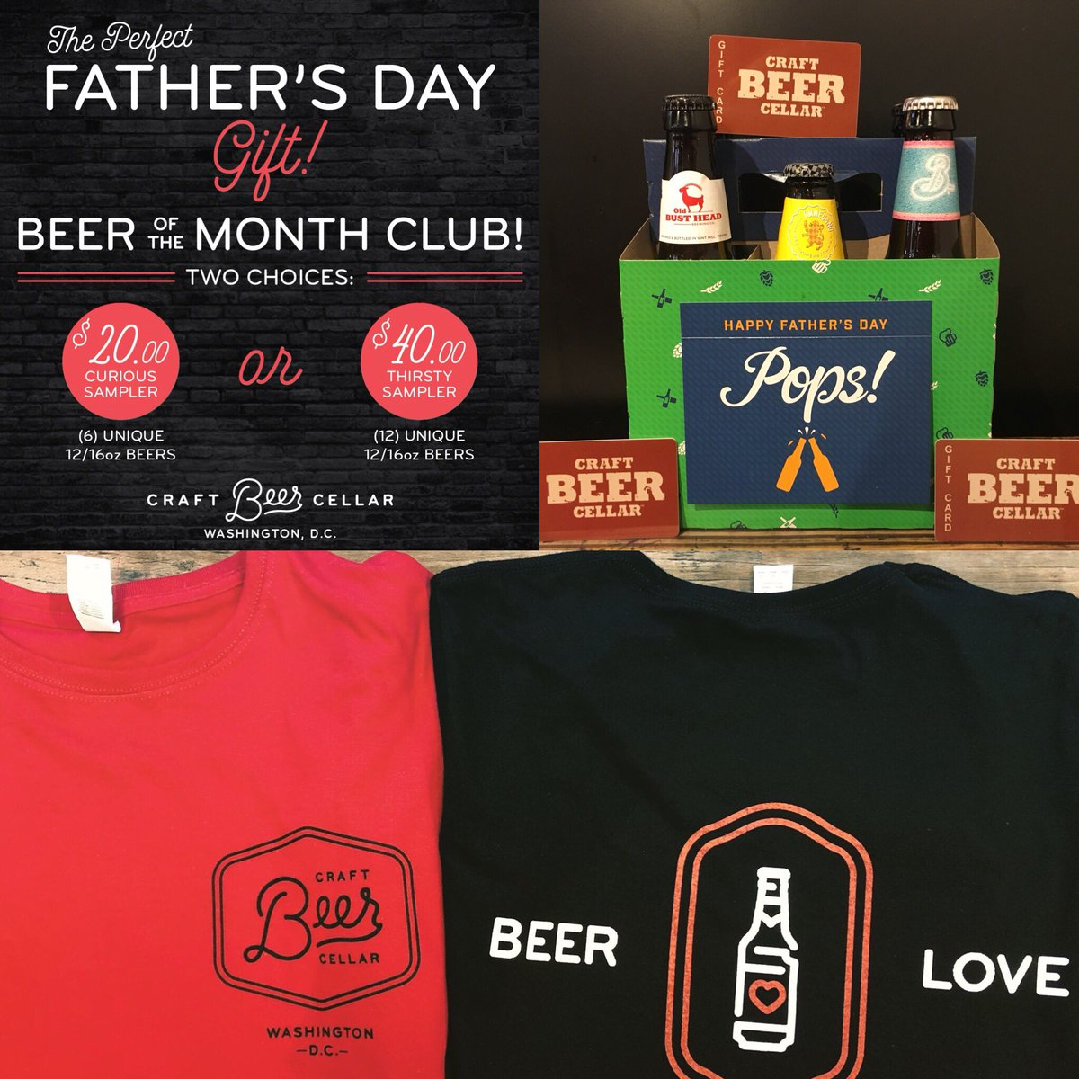 Cbc Dc On Twitter Give Dad Some Beer Love This Fathers Day Gift