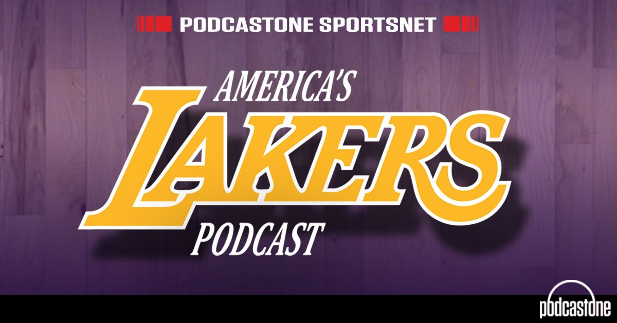America's Lakers Podcast visits with @LakersReporter Mike Trudell to talk about the Lakers offseason and Summer League. 🎧: bit.ly/2szfMGf