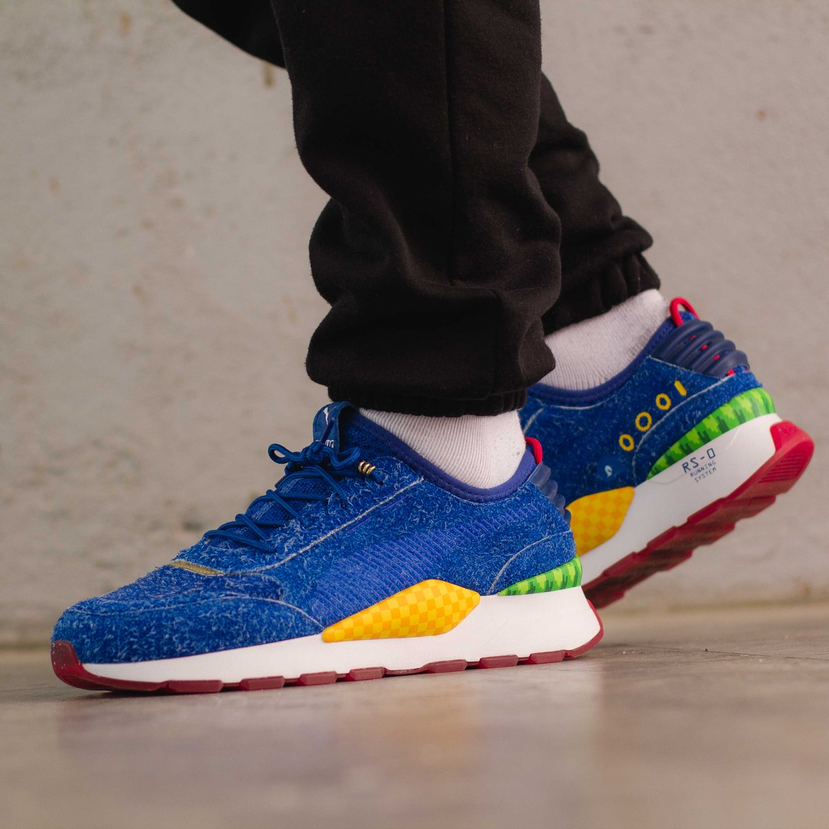 Footdistrict On Twitter Run Jump Collect Magic Power And Dodge Hazardous Objects Enemies Just Like Sonic The Hedgehog Sega X Puma Rs 0 Sonic In Store Online Now Https T Co Pclcdfgrek