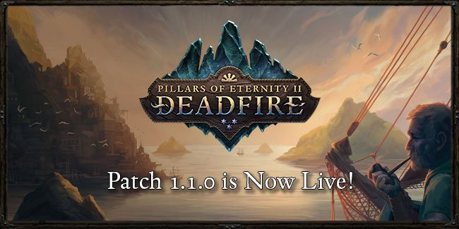 pillars of eternity 2 patch gog download