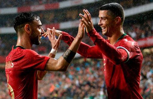 Video: Bồ Đào Nha vs Algeria