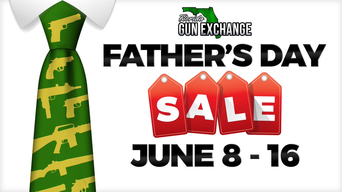 Florida Gun Exchange On Twitter Father S Day Sale June 8th 16th Guns Gunsale 2a Pewpew Freedom Fathersday View All Deals Https T Co Qhifra5zva Https T Co Erifgoanly Our range has adjustable targets that move up to 55 feet in distance. florida gun exchange on twitter