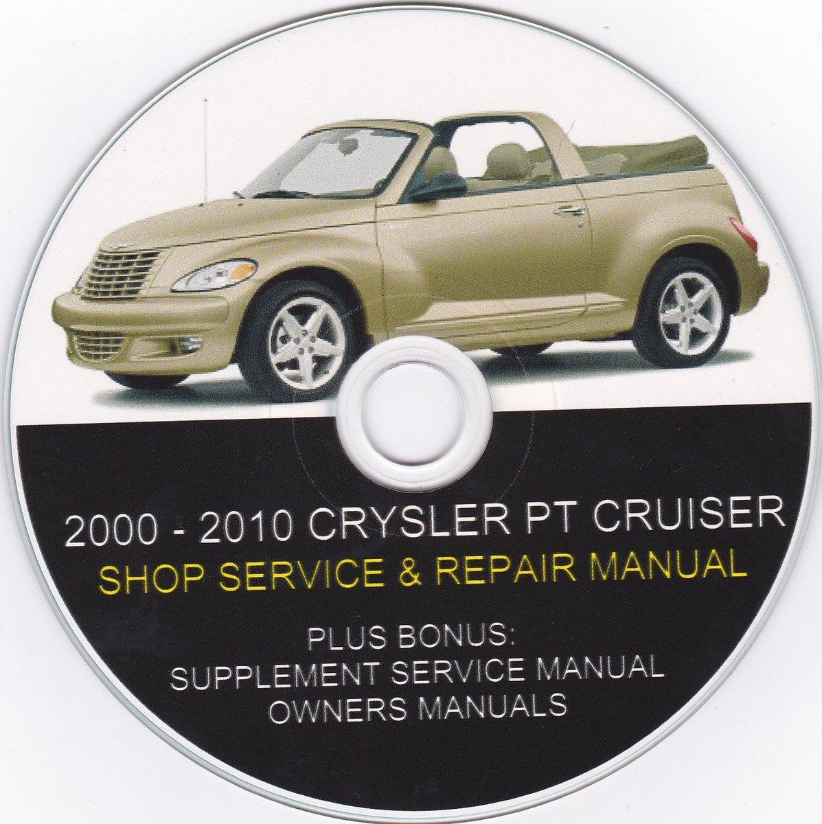 manual chrysler pt cruiser 2005