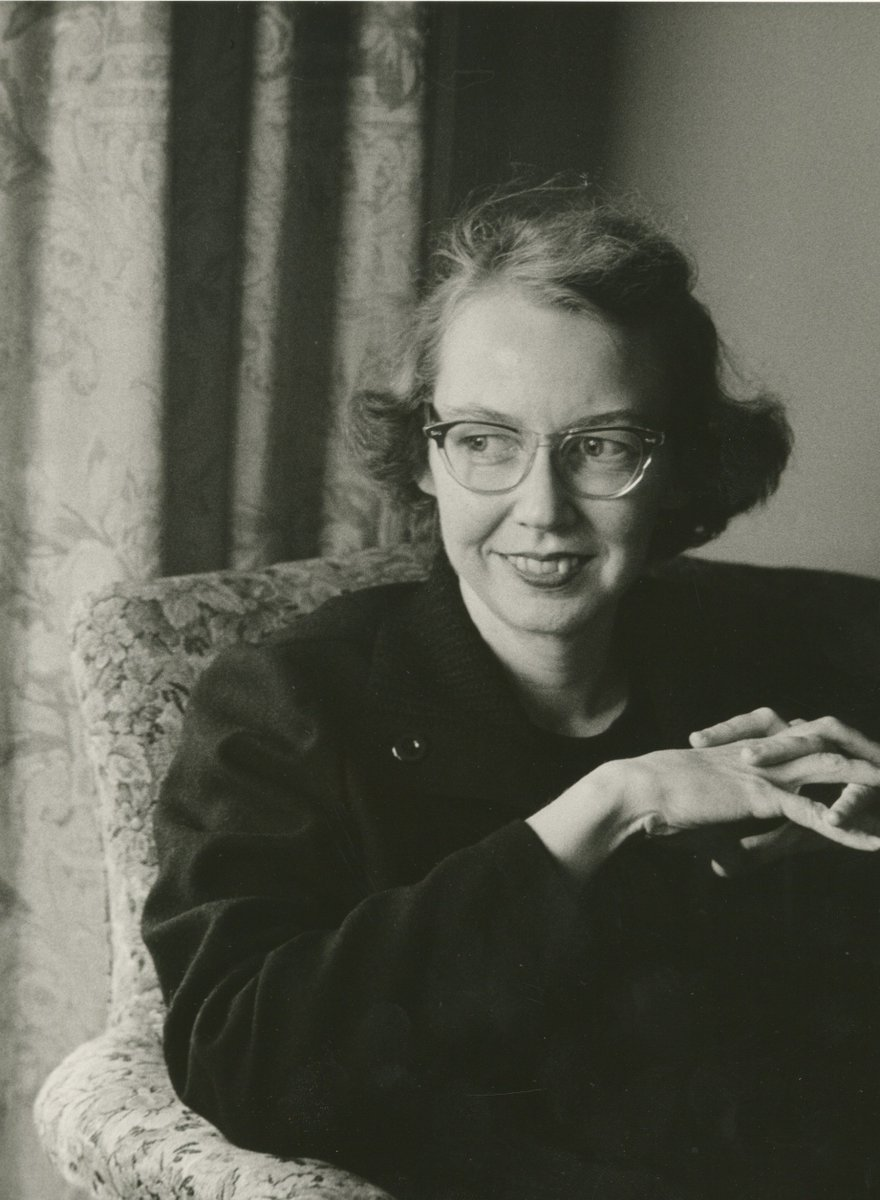flannery oconnor essays Electronic criticism: essays and analysis on-line works on this site disfigured characters populate o'connor's fiction so heavily that it's difficult to turn a page without encountering someone with a missing body part, a crippling disfigurement, or wild tattoo.
