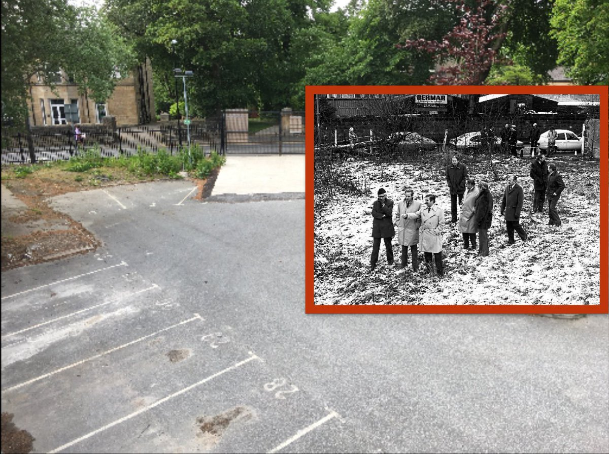 Yorkshireripperbook On Twitter The Yorkshire Ripper Crime Scene Investigation Then Now The Super Squad Brought In To Catch The Ripper Visit The Murder Area Of Jackie Hill In November 1980 Yorskhireripper