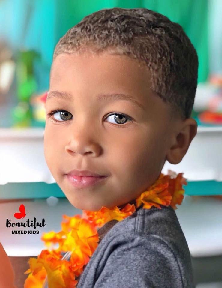 Zion Josiah - 4 1/2 Years • African American, Caucasian ...
