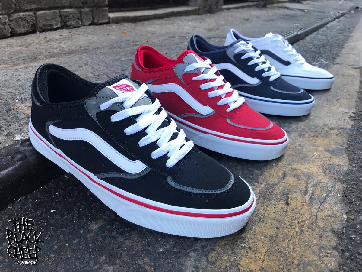 ... please welcome back the  Rowley Classic LX . Available NOW in store    online http   www.blacksheepstore.co.uk vans-skate-shoes.html … 288698690