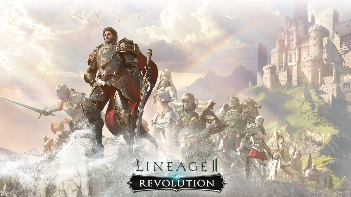 lineage 2 revolution complete elite dungeon