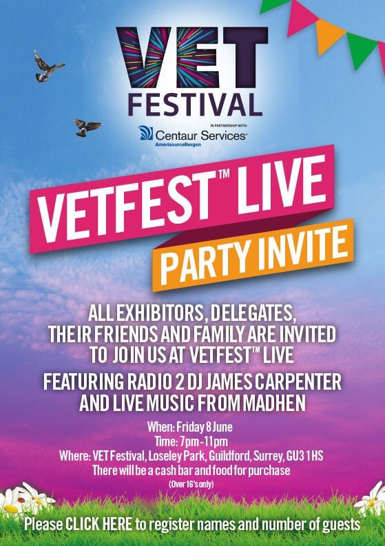 RT @madhenband We're so looking forward to tomorrow night @TheVETFestival @LoseleyPark #VETFestival #madhen #partyband #event #eventprofs