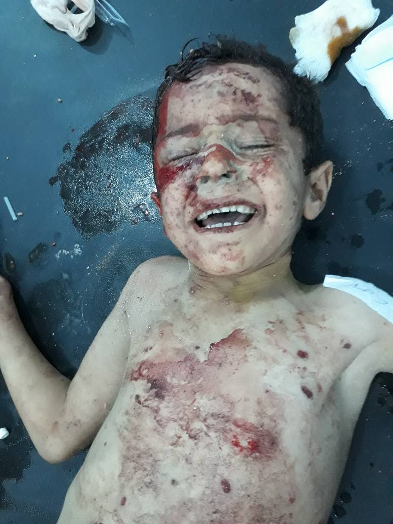 Warplanes raid on Taftanaz and Jabal al-Zawiyah in the ...