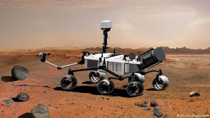 Expertos de la #NASA anuncian 'descubrimiento muy emocionante' en #Marte https://t.co/6Z5hzk5hly [ct]