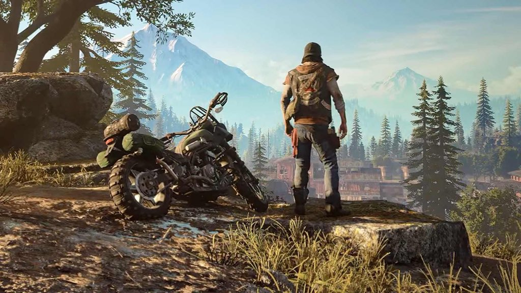 "Another generic open world "" zombie"" game #DaysGone ?? #SupportSmallStreamers #TeamEmmmmsie #CGN #StreamersConnected #PS4Share #PS4live #Twitch #YouTube #TwitchKittens @TwitterGaming @YouTubeGaming @TwitchShare @TwitchRetweetr @SupStreamers @TwitchSharer"