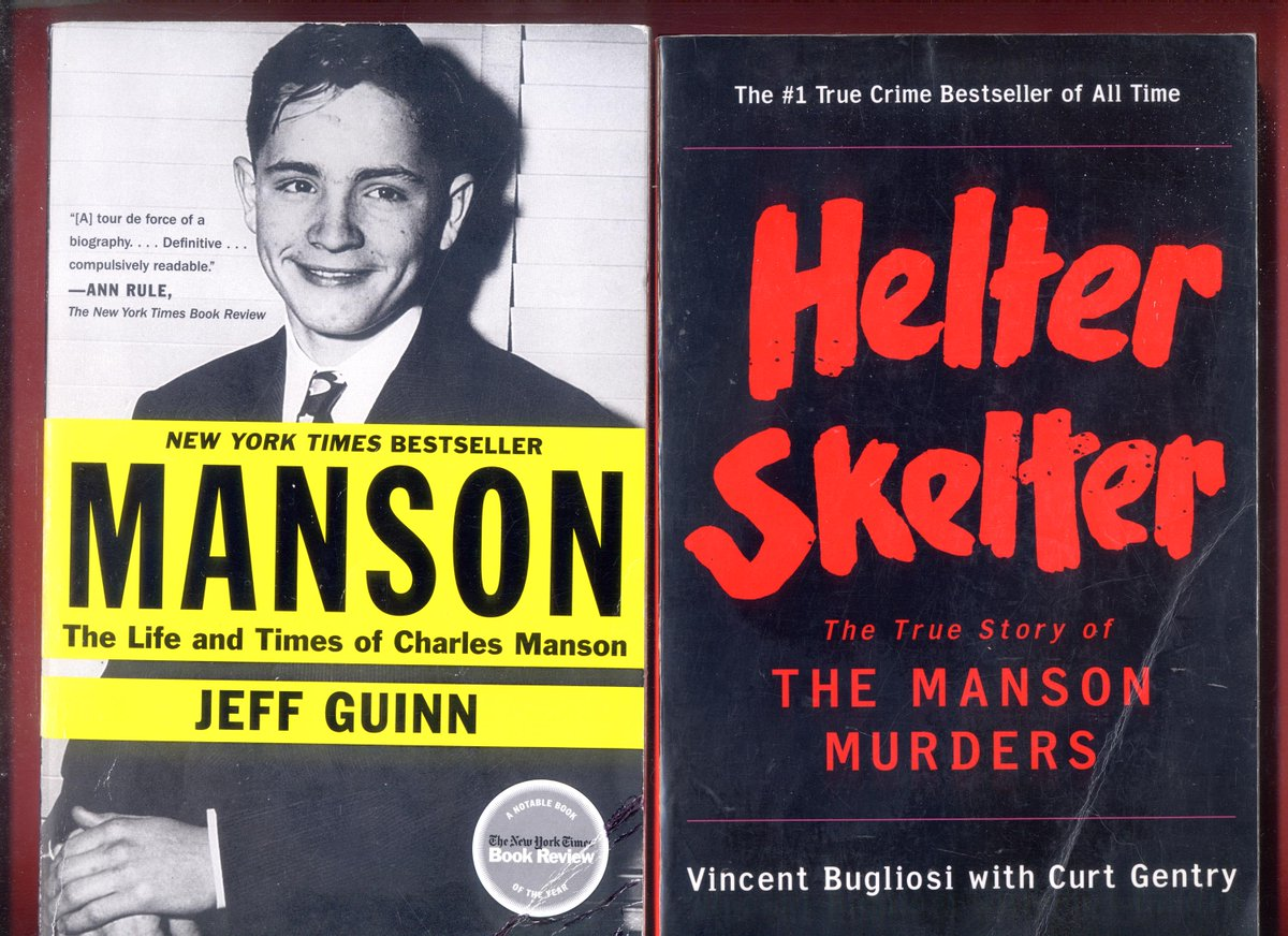 Manson The Life and Times of Charles Manson