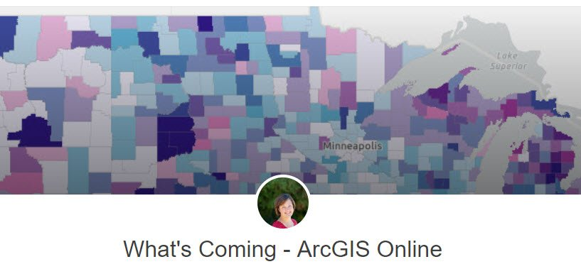 ArcGIS Online on Twitter: